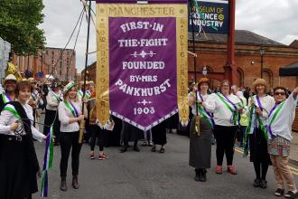 Manchester Day Parade 2018