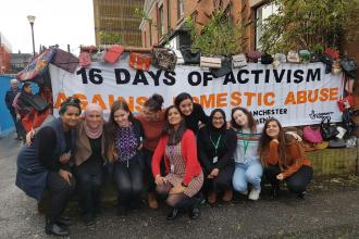 16 Days of Action - SAHARA Drop In