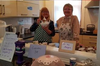 Tea Room Volunteers